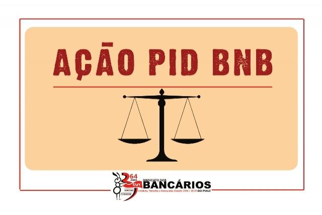 SEEBF-PI garante vitória em caráter liminar referente ao PID do BNB Piauí